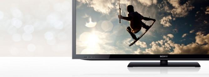Sony LED TV 3D Smart TV ECO