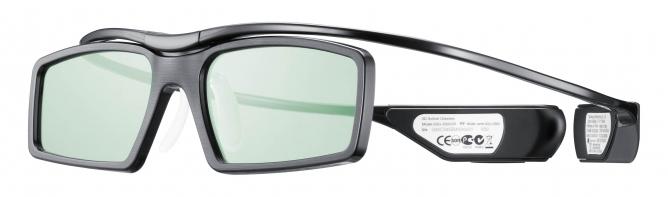 Samsung 3D briller smarttv allshare