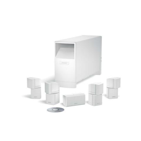 Bose Acoutimass 15 - Hvid