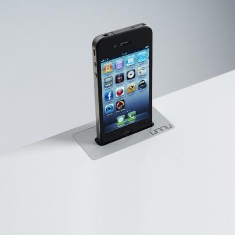 Unnu dæksel til iPhone 4