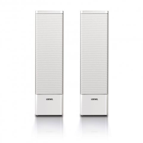 Universal Speaker hgl white