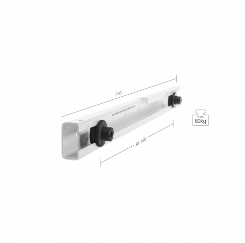 Spectral Wall mount MB75