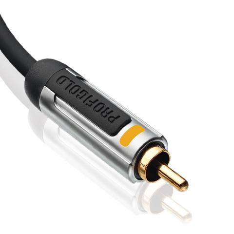 Profigold Digital Coax Kabel 10m