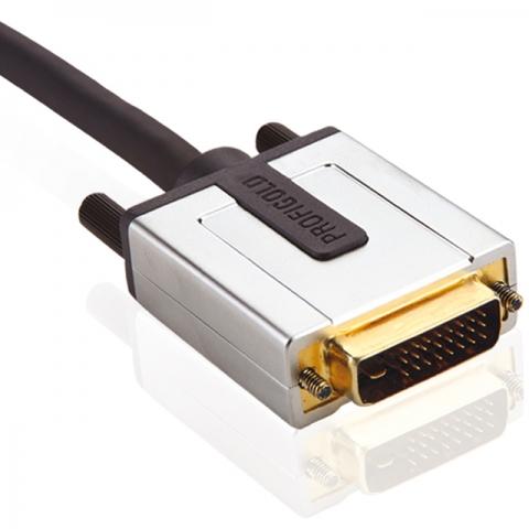 Profigold DVI-D Kabel 2m
