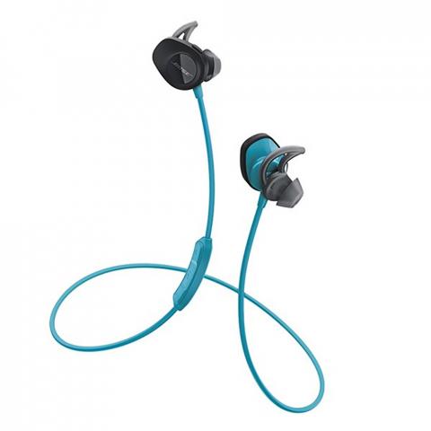 SoundSport wireless headphones blå