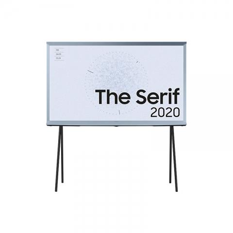 Samsung The Serif QE55LS01T Cotton Blue (2020)