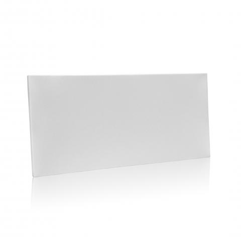 Stoflåge i hvid C21 Large fra Unnu