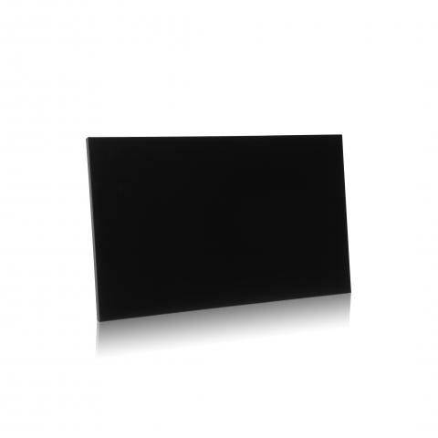 D21W trælåge i sort fra Unnu