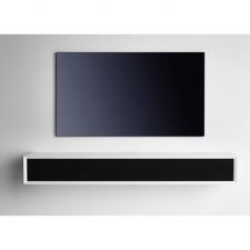 Clic 130S hvid med sort frontstof