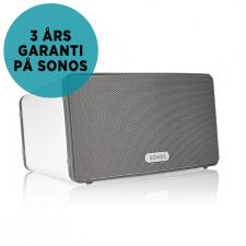 Sonos Play 3 hvid