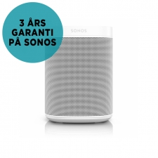 Sonos One Gen 1 hvid