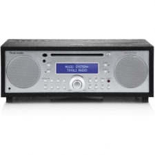 Tivoli Audio Music System+ Black Ash/Silver