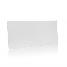 Hvid trælåger D21 Large fra Unnu