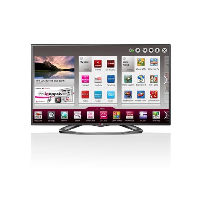 smart tv 40 tommer tilbud