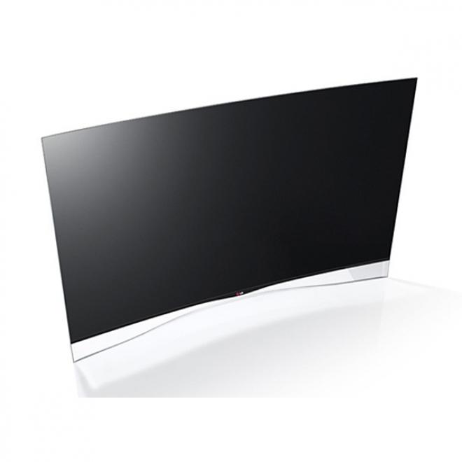Lækker 55EA980W - Køb buet fladskærm fra LG på hele 55