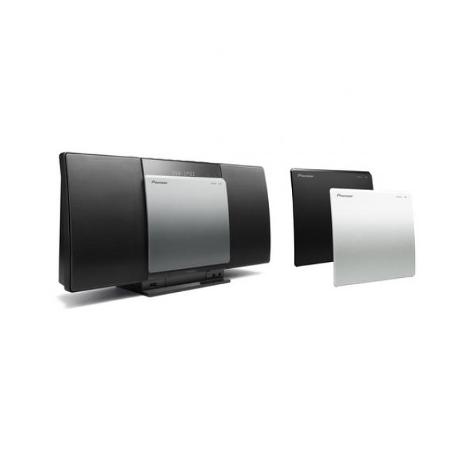 X-SMC00BT- Afspil via USB, CD, FM, dock og bluetooth med Pioneer