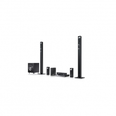 Hjemmebiograf - BH9420PWN     SMART SHARE     Smart TV     BLU-RAY-AFSPILNING I 3D     3D SURROUND PROCESSOR