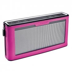 Pink cover i blødt gummi til SoundLink 3