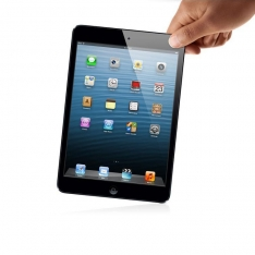 Apple iPad Mini Cellular 16 GB sort, WiFi