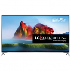 "LG 65"" 4K Super UHD LED Smart TV 65SJ800V"