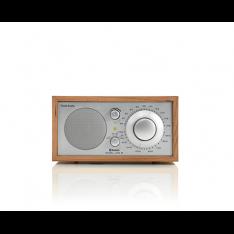 Bordradio model ONE BT Tivoli Audio cherry/sølv