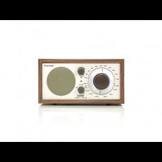 Model ONE BT valnød/beige bordradio