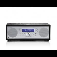 Music System Two+ sort ask/sølv