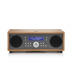 Music System Two+ cherry/metallic taupe