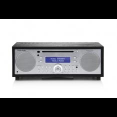 Music System+ sort ask/sølv fra Tivoli Audio