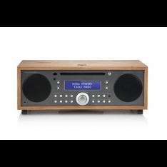 Music System+ cherry/metallic taupe fra Tivoli Audio
