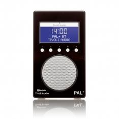 PAL+ BT Tivoli Audio bærbar radio højglans sort