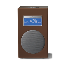 Tivoli Audio Model 10+ klokradio Chestnut Brown