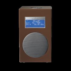 Tivoli Audio Model 10+ klokradio Chestnut Brown