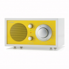 Tivoli Audio model ONE bordradio design solsikkegul