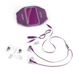 In-ear høretelefoner i lilla fra Bose