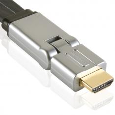 Profigold HDMI Kabel Vinkel V1,4 2m