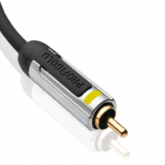 Profigold Composite Kabel 1m