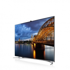 "Samsung 75"" - UE75F8005 som er et Smart TV"