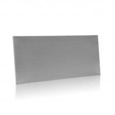 Large C21 stoflåge i grå fra Unnu