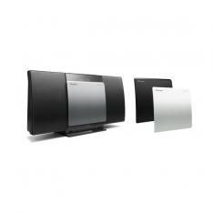 Pioneer X-SMC00BT med iPod-dock, Bluetooth-afspiller, USB-afspiller, CD-afspiller og FM-tuner